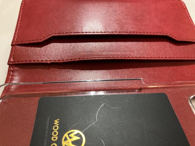 「横向き」のカード収納ポケットが本当に本当に優秀!!