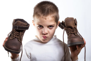 『ズービッツ』を買うと、靴ひもの結び方を忘れる。