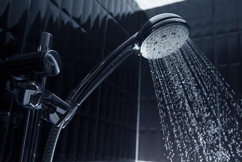 12:30——口内清掃&シャワー。