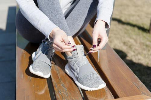 ズービッツには「靴ヒモがほどけてしまう」という概念がない。