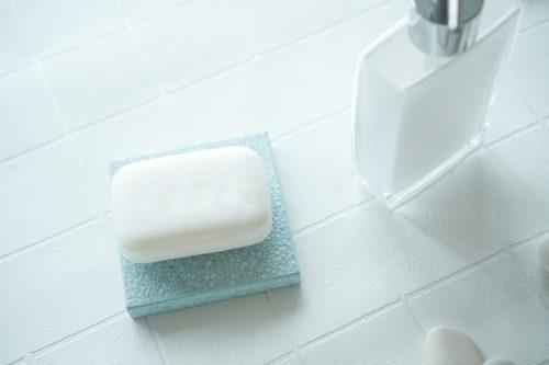 ちゃんと「石鹸」なのか。