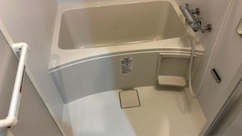 『HOTEL CLASSE STAY SAPPORO』の浴室。